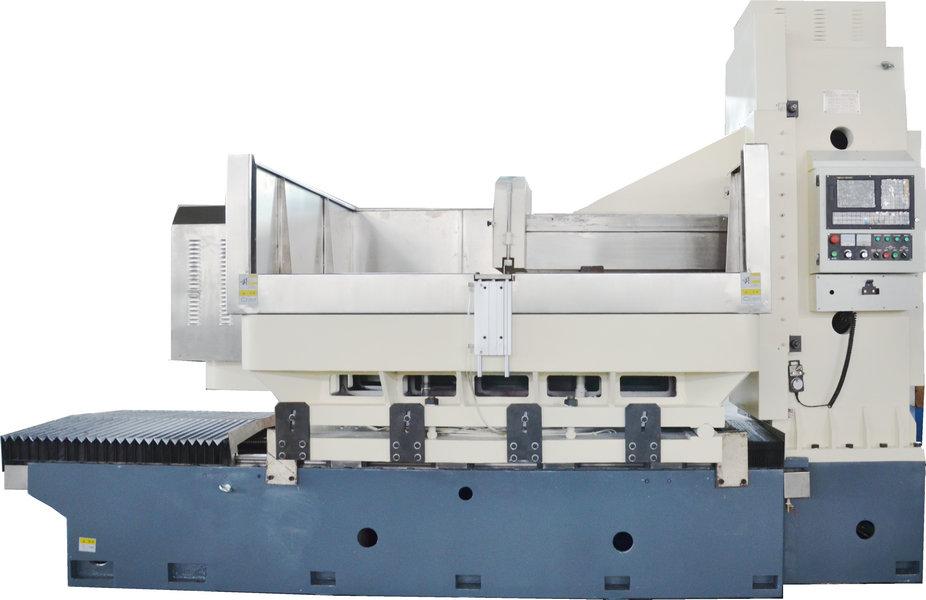 SKM73160数控卧轴圆台平面磨床