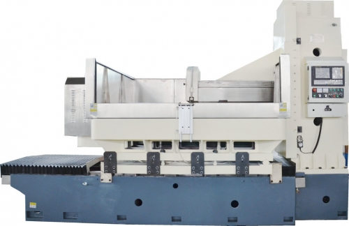 SKM73220数控卧轴圆台平面磨床(半封闭)