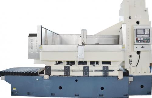 SKM73160数控卧轴圆台平面磨床(半封闭)