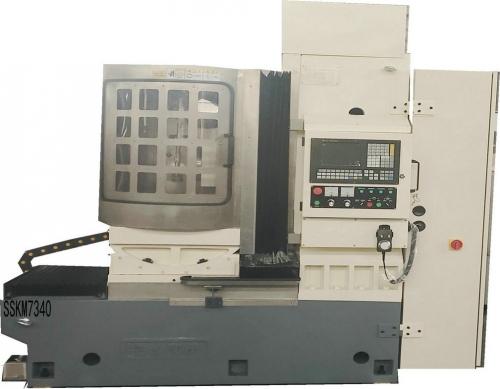 SSKM7340高速数控圆台平面磨床