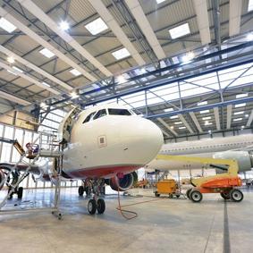 飞机制造行业